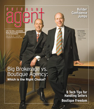 Big Brokerage vs. Boutique Agency - 4.27.2009
