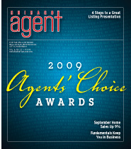 The 2009 Agents' Choice Awards - 11.09.2009