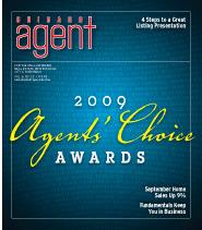 The 2009 Agents' Choice Awards