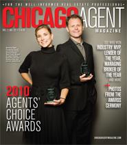 2010 Agents' Choice Awards - 11.8.2010