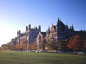 The University of Chicago isn't only attracting students to our city.