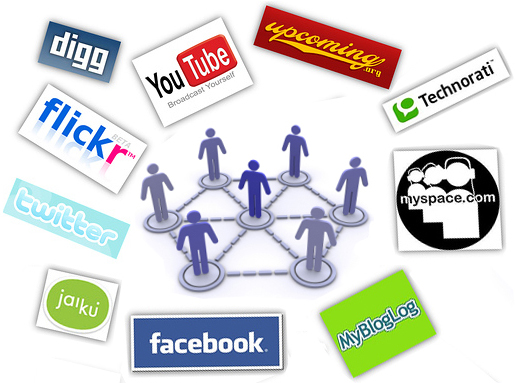 Social media can be overwhelming if taken in all at once; the trick is a narrow focus on stapled concepts.