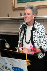 Ruth Thiel WCR North Shore 40th Anniversary