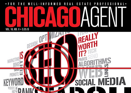 chicago-agent-magazine-seo-strategy-real-estate-tech