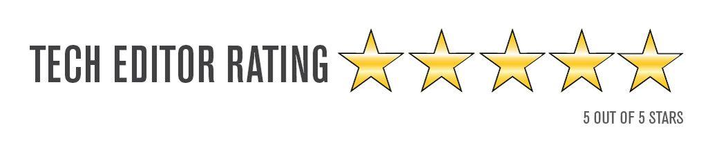 tech editor rating 5-5