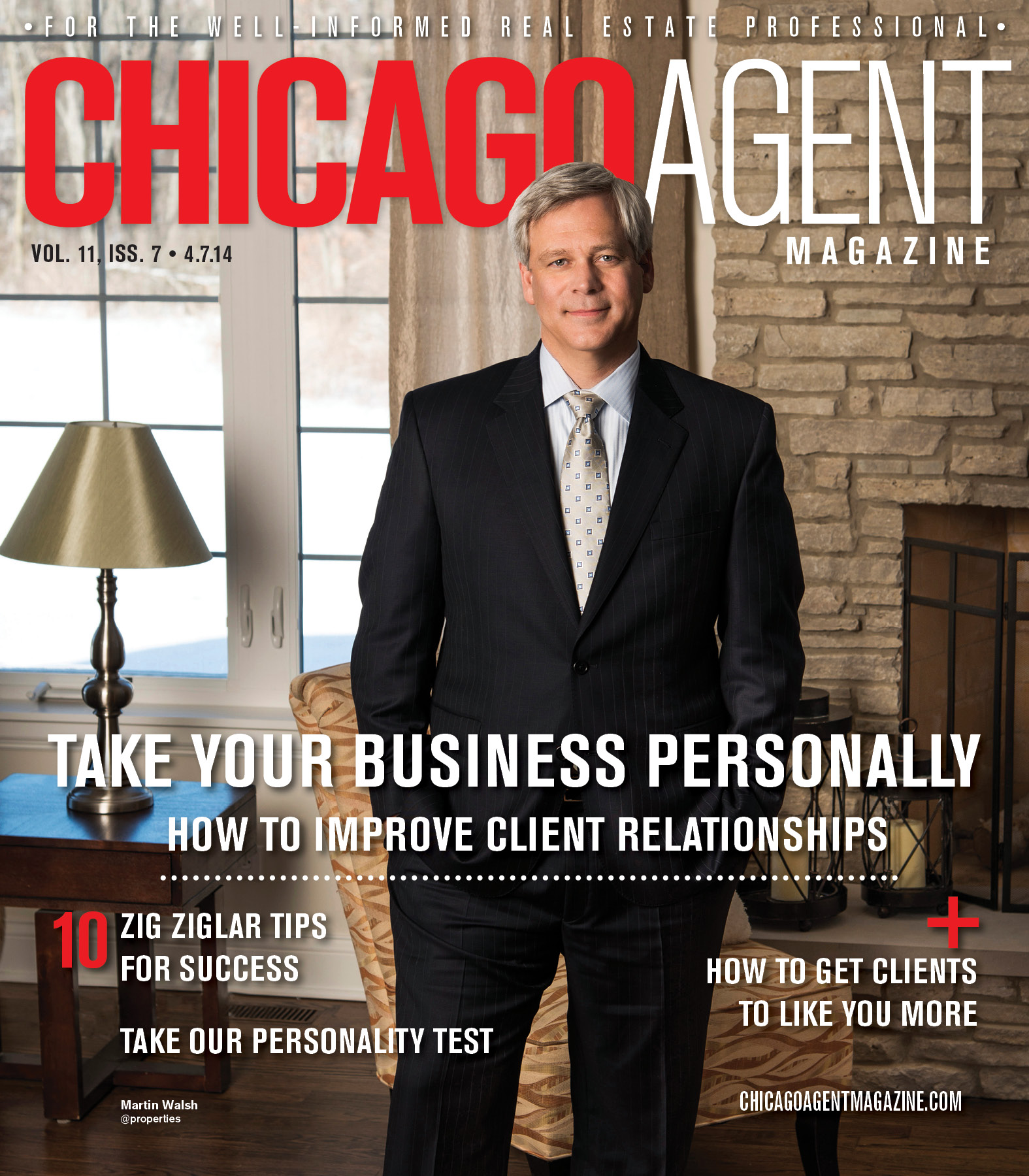 Take Your Business Personally: How to Improve Client Relationships - 4.7.14