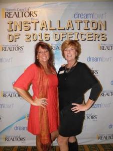Denise Edenhofer and Liane Luckett