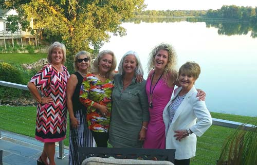 Donna-Brongiel-@-Properties-Denise-Schultz-Lakes-Area-Realtors-Association-Christine-Lutz-Mararet-Canfield-@-Properties.jpg