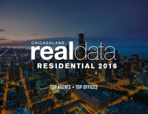 Real Data 2016 - the top-selling agents and offices by county.