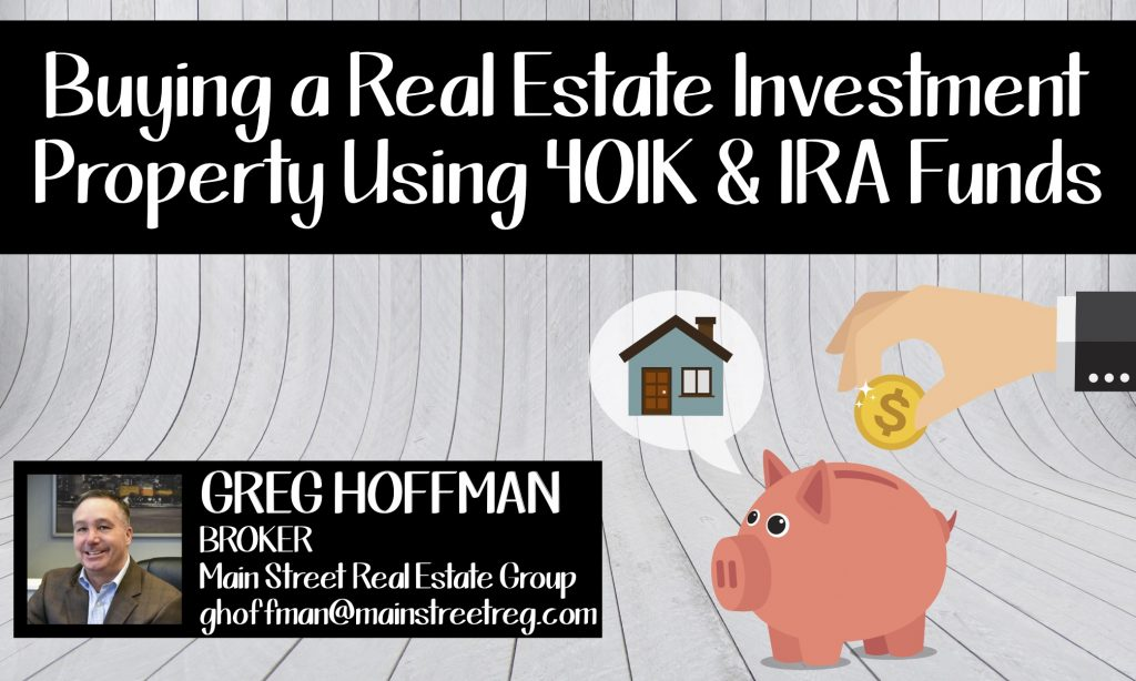 The secret about buying real estate investment property