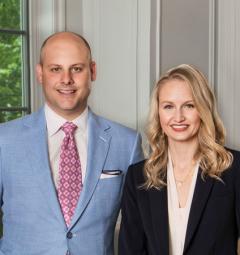 Chad & Sarah Gilbert