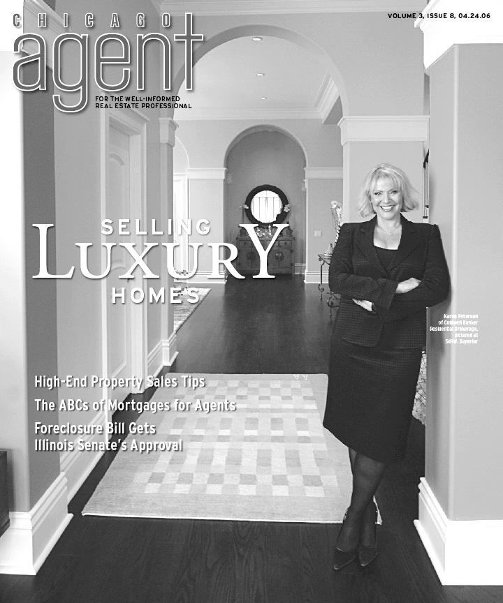 Selling Luxury homes– 4.20.06