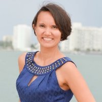 Irina Kim Sang, a broker associate with Coldwell Banker Miami Beach.