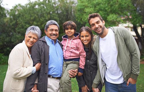 family-multigenerational-parents-children