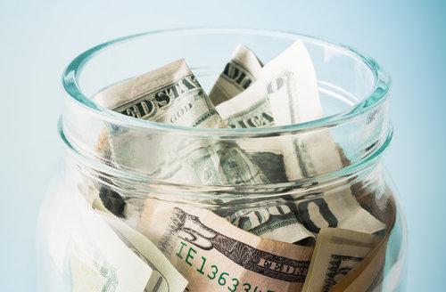 money-jar-savings-cash-down-payment-mortgage-homeownership