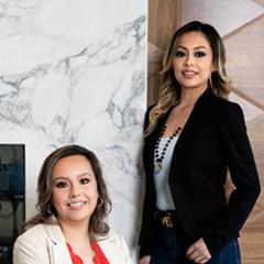 Dalila Juarez & Stephanie Guevara