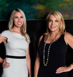 Pamela Cushing & Haley Cutter