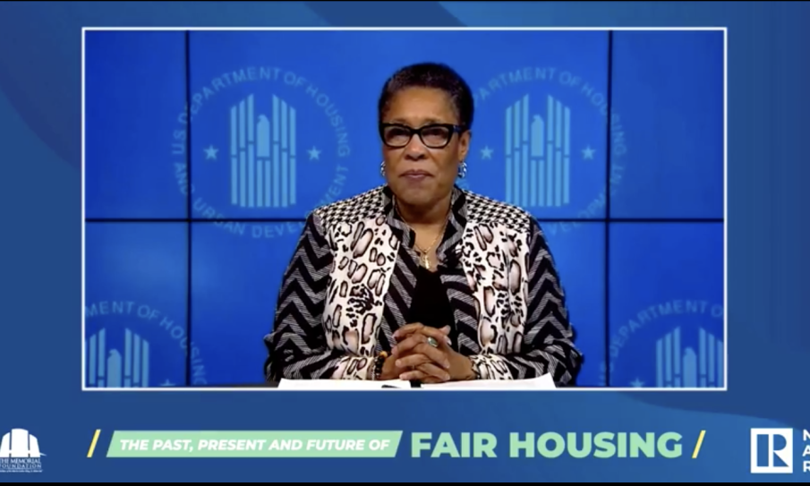 HUD Sec. Fudge: 'We will enforce U.S. Fair Housing Act'